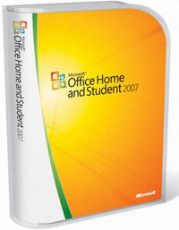 MS Office 2007 Home and Student бесплатно